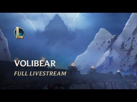 Volibear Reveal: Full Livestream   Champion Update - League of Legends