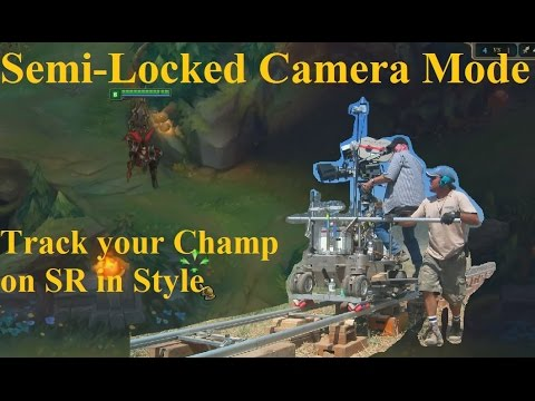 Semi-Locked Camera! Now keep track of your character AND maintain battlefield awareness