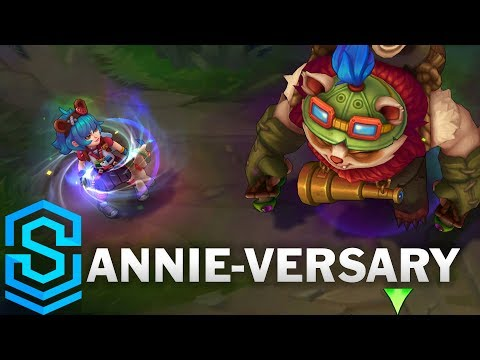 Annie-Versary Skin Spotlight - League of Legends