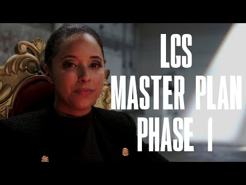 LCS MASTER PLAN - PHASE 1   Evil Geniuses League of Legends
