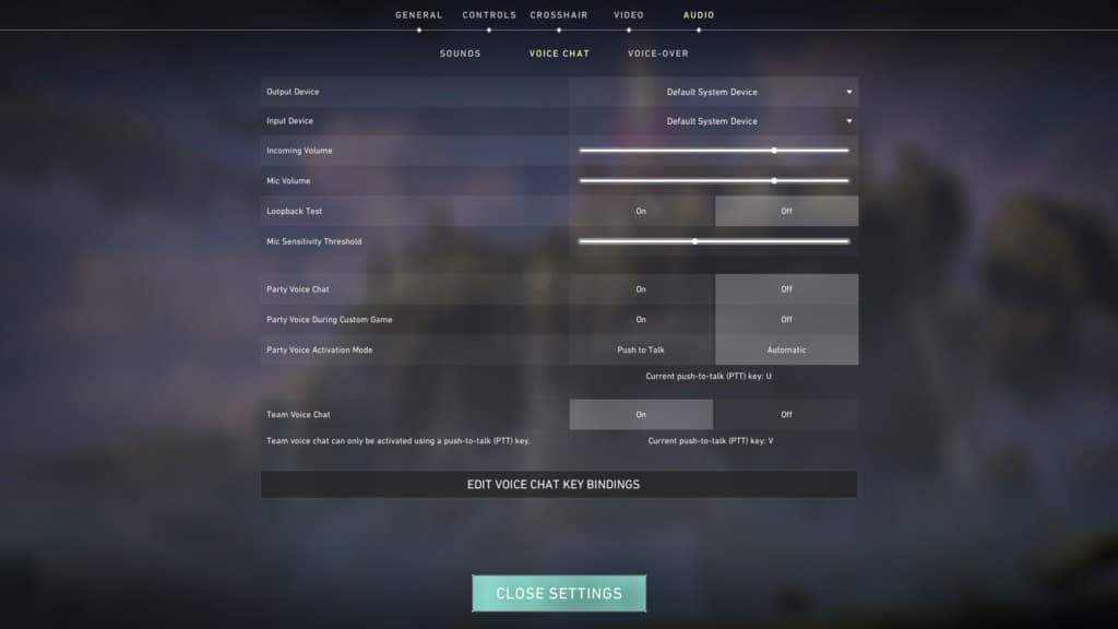 English Valorant client or not, Russian players do not have this tab